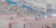 Sağlık Bakanlığı haritasında Alevi köyleri kırmızıyla işaretlendi