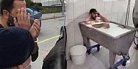 Süt banyosu  görüntülerine 15'er yıl hapis talebi