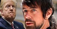 Twitter'ın kurucusu Dorsey'den Trump açıklaması: Gurur duymuyorum