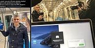 "Yerin 40 metre İBB Wi-Fi internet"" internet testi yaptı"