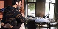 Evinde çıkan yangında her şeyi küle dönen Çılgın Sedat'a İBB sahip çıktı