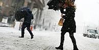 Hafta sonu sıcaklıklar 20 derece düşecek, kar yağışı bekleniyor