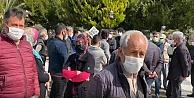 Mersin'de çiftçinin protesto eylemine polis engeli