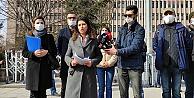 TGS'den Gazetecilere yönelik polis şiddetine ilişkun suç duyurusu
