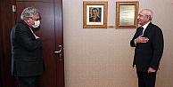 Brezilya Büyükelçisi Ceglia'dan, Kılıçdaroğlu'na ziyaret