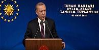 Cumhurbaşkanı Erdoğan İnsan hakları eylem planını açıkladı
