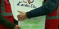 İzmit Belediyesi ile AHBAP'dan iyilik zinciri