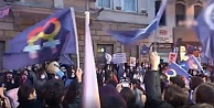 Kadınların Taksim eylemine polis engeli