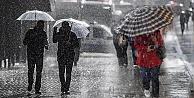 Meteoroloji#039;den bölge bölge yağış uyarısı