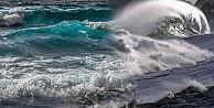 Meteoroloji#039;den denizler için fırtına uyarısı