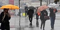 Meteoroloji uyardı: Kuvvetli  yağış ve fırtına geliyor