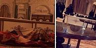Gözaltındaki Suudi prenslerden ilk görüntü