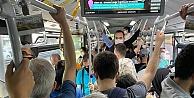 İstanbul'da  toplu ulaşımda yüzde 8,3'lük artış