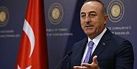 Çavuşoğlu : Sorunları diplomasiyle siyasi yöntemlerle çözelim