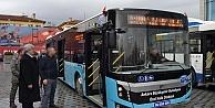 Başkentliler yeni otobüslerine kavuşacak