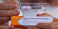 Çin aşısı Sinovac Türkiye'ye geldi
