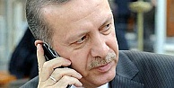 Erdoğan, Azerbaycan'da bulunan Mehmetçiğe telefondan hitap etti