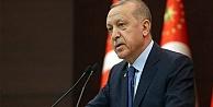 Erdoğan'dan  ABD'nin yaptırım kararına ilişkin açıklama