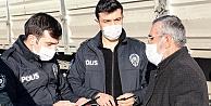 'Hava almak' için sokağa çıktı: 3 bin 150 lira ceza yedi!