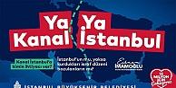 İBB'nin Kanal İstanbul afişleriyle ilgili soruşturmaya gerek görülmedi
