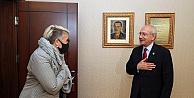 Kılıçdaroğlu, Büyükelçi Mcguınnes'i ağırladı