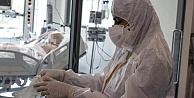 Koronavirüste bugün, 243 kişi daha hayatını kaybetti