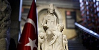 Kybele Heykeli, 60 yıl sonra Türkiye'de