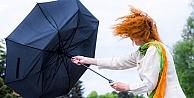 Meteoroloji'den kuvvetli rüzgar uyarısı