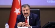 Sağlık Bakanı Koca'dan salgında yüksek riskin devam ettiği illere ilişkin açıklama