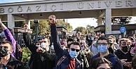 Boğaziçi Üniversiteli 17 öğrenci gözaltına alındı