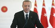 Erdoğan, Telegram'dan bugünkü mesaisini paylaştı