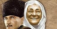 Zübeyde Hanım İzmir'de kabri başında anıldı
