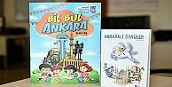 Çocuklar Ankara'yı Büyükşehir kitaplarıyla öğrenecek