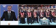 Erdoğan'dan Boğaziçili öğrencilere: Siz talebe misiniz,  terörist misiniz?