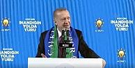 Erdoğan:  Onlar şimdi şehit oldular, biz ne olacağız