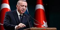 Erdoğan:  Yaptığımız yatırımlarla ülkemize çağ atlattık