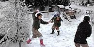 İstanbul ve 19 ilde yüz yüze eğitime kar engeli
