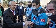 Kılıçdaroğlu motokuryecilerle buluştu: Onlar bir can, motosiklet değil