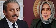 Meclis Başkanı Şentop'tan AKP'li Özlem Zengin'e destek  mesajı