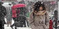 Meteoroloji'den kar fırtınası uyarısı