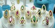 Mücevher ihracatında büyük artış