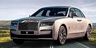 Yeni nesil Rolls-Royce Ghost Türkiye'ye geldi. Vergisiz fiyatı 2 milyon 500 bin lira