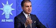 AKP'li Çelik:  FETÖ terör örgütü, bir ihanet şebekesidir
