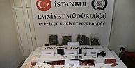İstanbul'da uyuşturucu operasyonu:56 kişi gözaltı