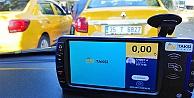İzmirli taksicilerden Ankara'daki UBER'e tepki