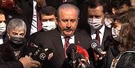 Meclis Başkanı Şentop: HDP'li Gergelioğlu'nun dosyası meclise geldi