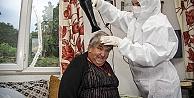 Mersin Büyükşehir'in 'Evde Sağlık' hizmeti devam ediyor