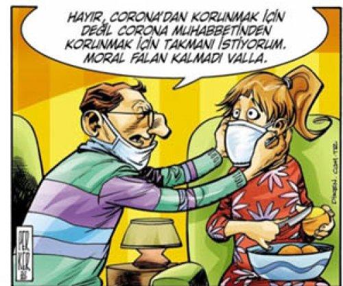 CORONAVİRÜS GÜNLERİ